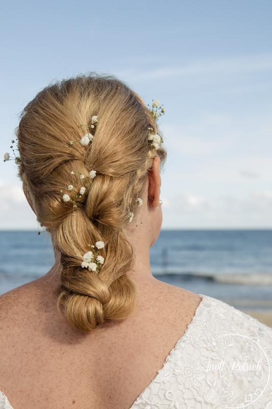 Frisuren hochzeit mit blumen